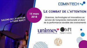 ComInTech 2018 le combat de l'attention